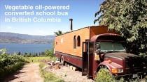School Bus Converted into Motorhome – Amazing custom built RV!