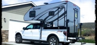 ► My NEW CAMPER & Truck TOUR ◀ F150 & Camp Lite Livin' Lite Camper ► FULL-TIME CAMPER LIVING