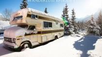 Van Life : Winter RV living introduction – Wanderlust Ep1