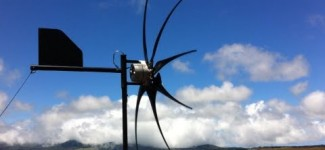Living Off Grid The Real Deal Home Wind Turbine Hi