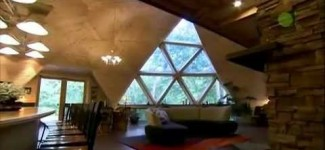 Ecological houses of the world – Dome house