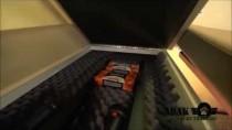 ADAK Trailer Interior