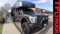 EarthRoamer XV-LTS F-550 Off-Road RV: Ultimate Zombiepocalypse Luxury Ride
