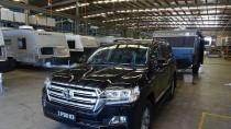 OFFROAD CARAVANS AUSTRALIA – KEDRON XC3 18′ ENSUITE