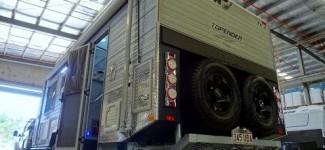 OFFROAD CARAVANS – KEDRON TOPENDER TE-3