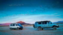 Sportsmobile – Mojave Road Trail, USA