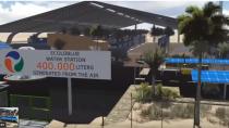 Atmospheric Water Generator Station generating 400,000 Liter/Day